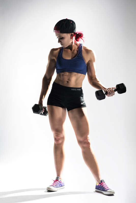 Kitchener Fitness Photographer