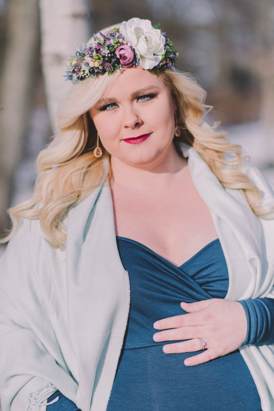 Best Maternity Photographer Kitchener