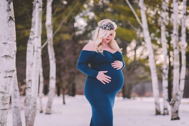 Best Maternity Photographer Kitchener