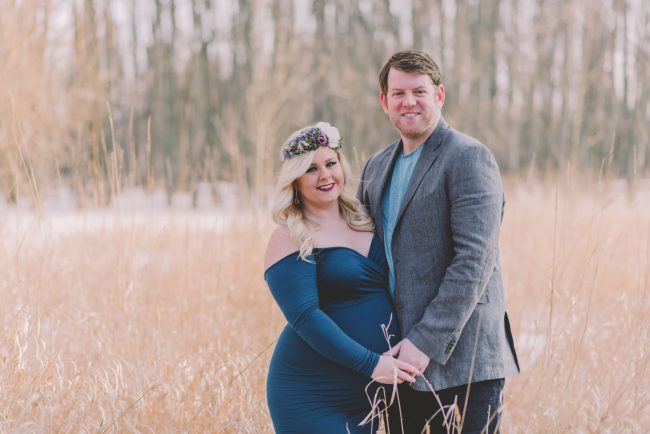 Guelph Maternity Photographer Kitchener