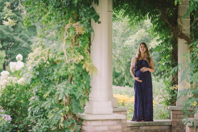 Kitchener Maternity Session