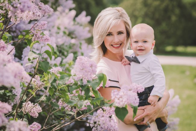 Spring Blossoms Family Photography Guelph Kitchener Waterloo Toronto