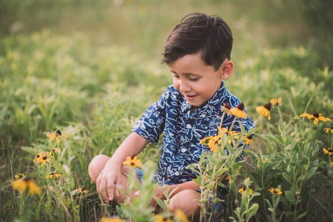 Candid Outdoor Family Photography Kitchener Waterloo