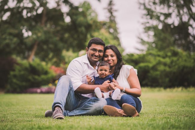 Rockway Gardens Family Photography Kitchener
