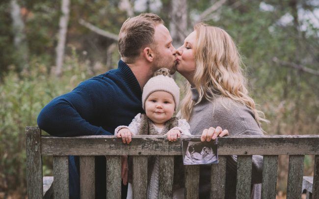 Baby Announcement Photography Guelph Kitchener