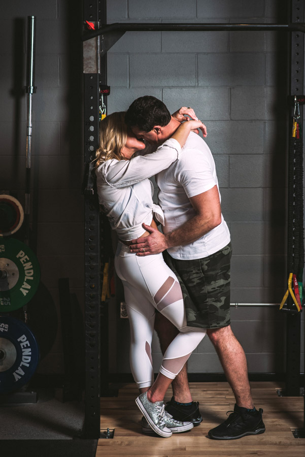 Kitchener Waterloo Fitness Photographer