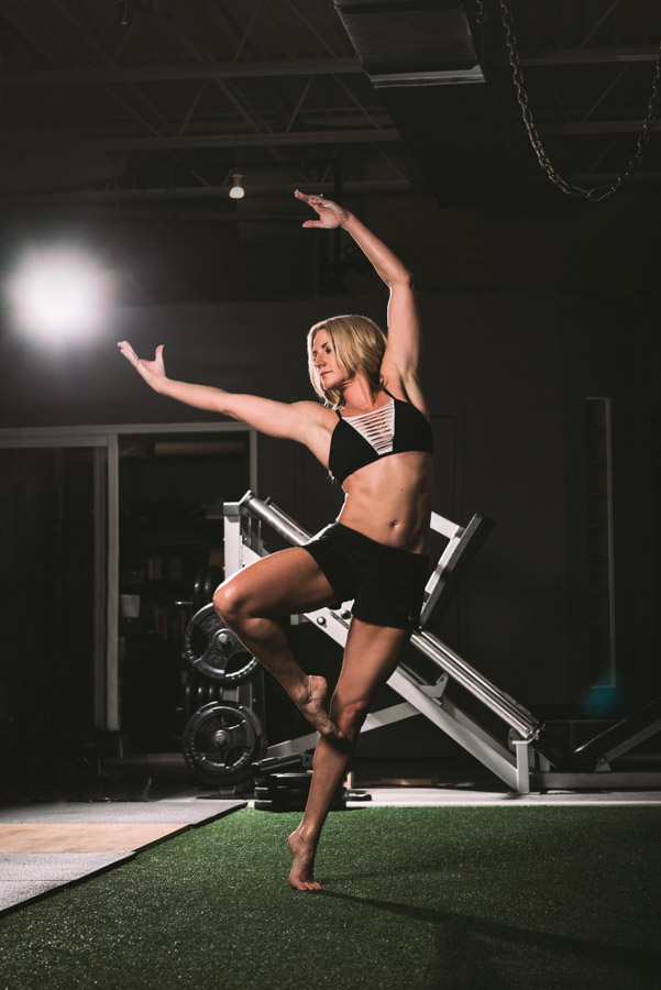 Kitchener Waterloo Fitness Photographer