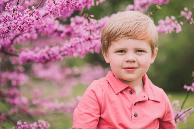 Guelph Spring Family Photography