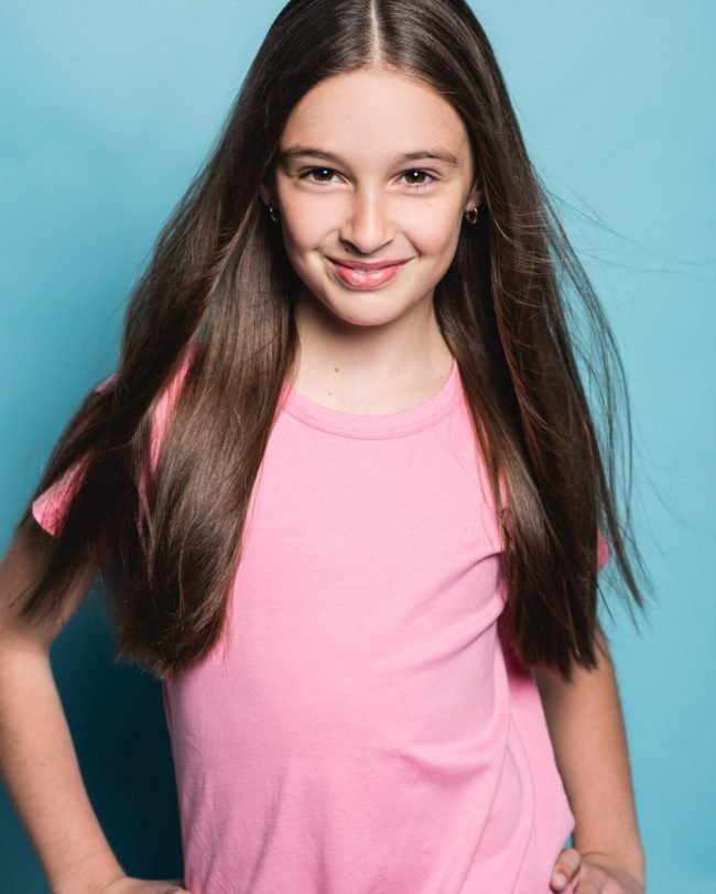 Kids Acting Headshots Kitchener