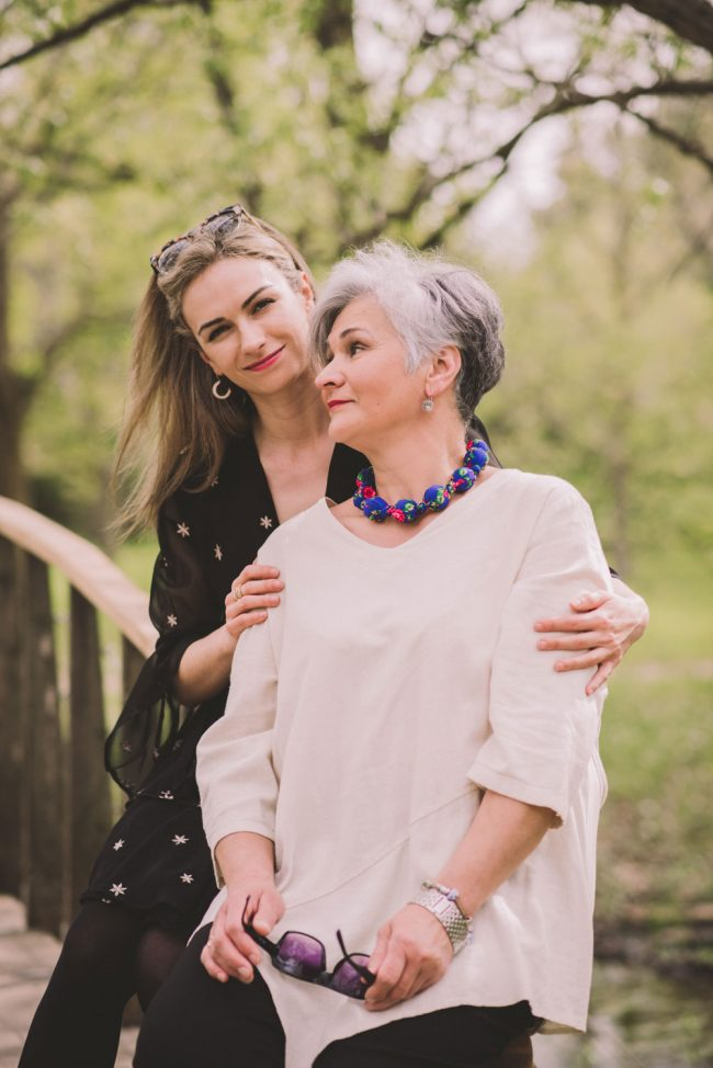 Mother Daughter Photography Kitchener
