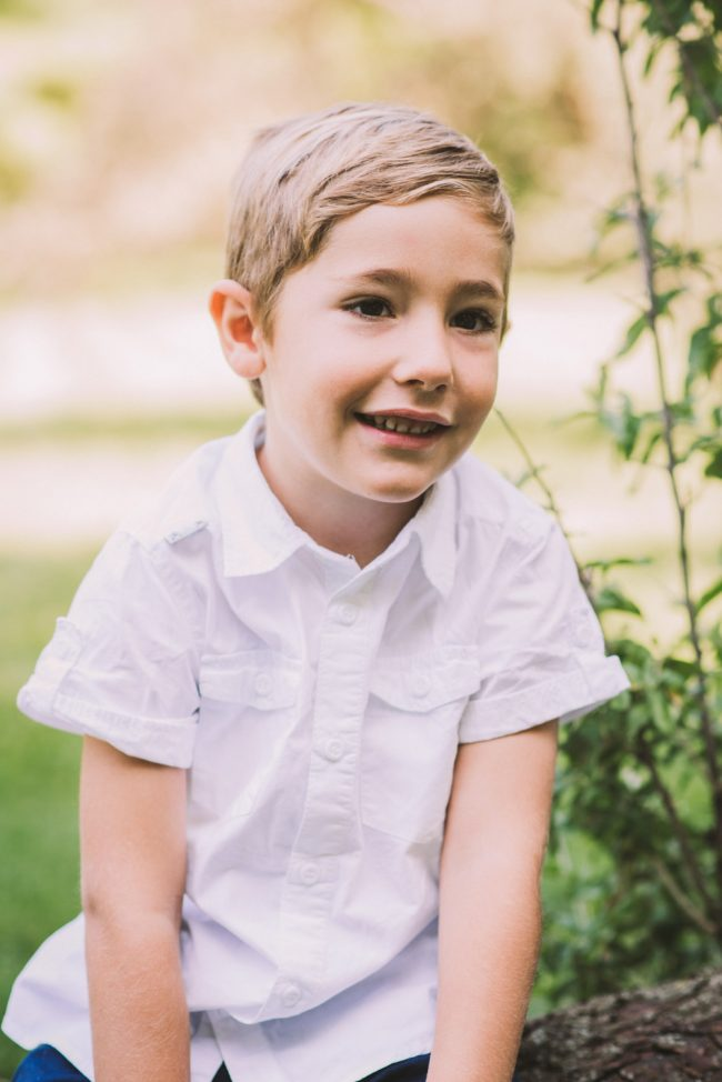 Guelph Arboretum Family Photography