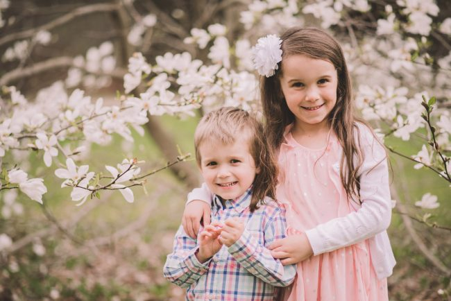 Guelph Spring Family Lifestyle Photography