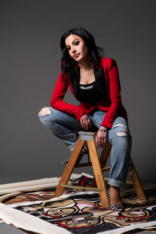 Kitchener Creative Studio Photographer