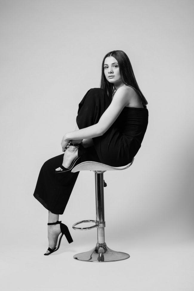 Kitchener Studio Model Photographer
