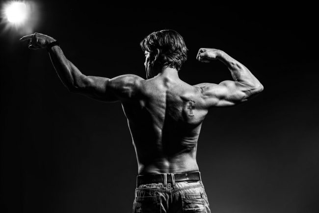 Kitchener Fitness Physique Photographer