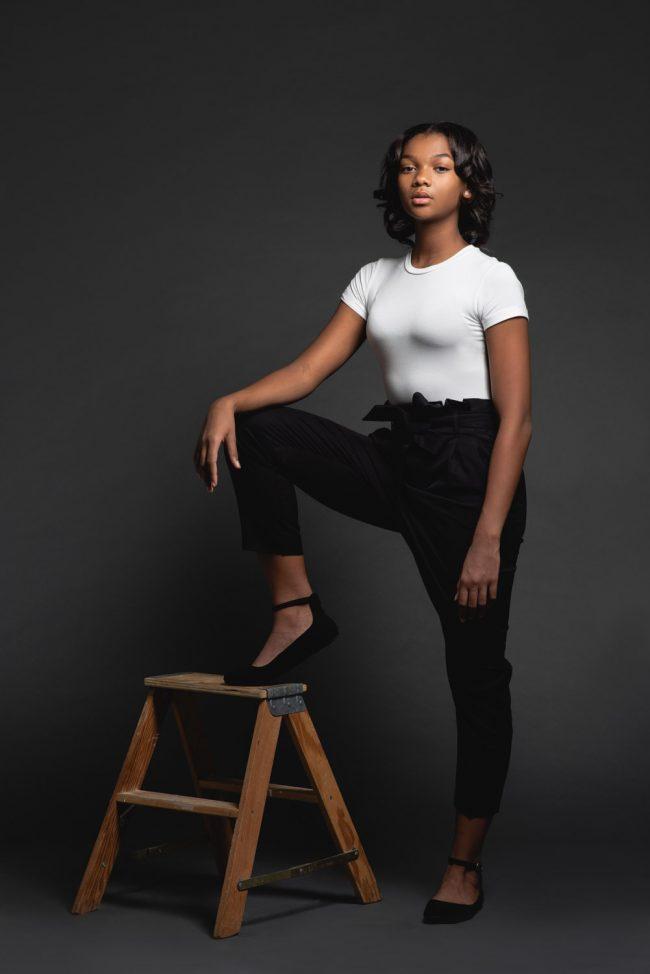Professional Studio Model Photography Kitchener