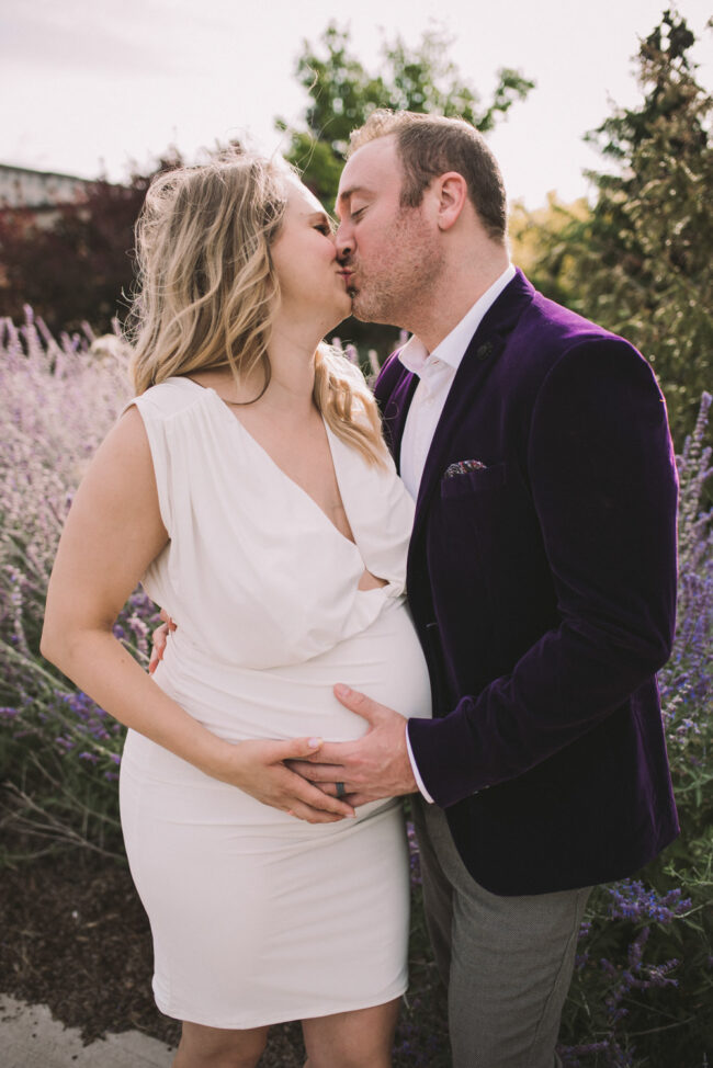 Fun Pregnancy Photography