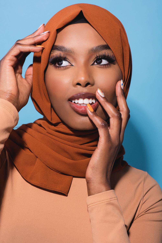 muslim beauty photography