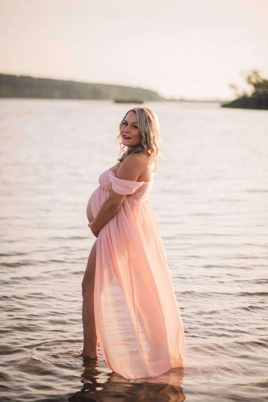 Guelph lake pregnancy photos